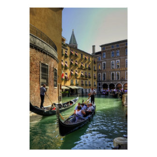Things to do in Venice Print