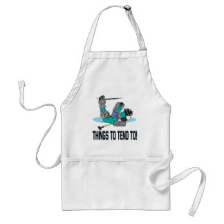 Things To Tend To Adult Apron