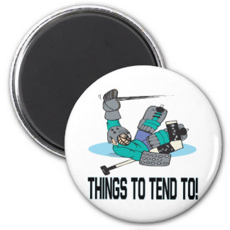 Things To Tend To Magnet