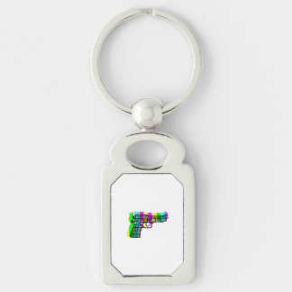 Things With Guns On Keychain