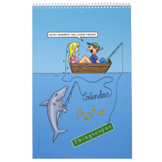 Thingsesque 2014 Calendar