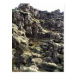 Thingvellir, Islandia Tarjetas Postales