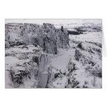 Thingvellir National Park Greeting Card