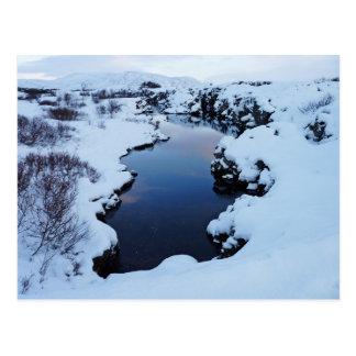 Thingvellir National Park, Iceland Postcard