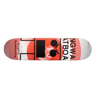 Thingwax Spiral Skateboard Deck