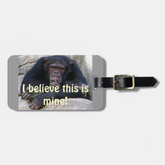 Think about it _Luggage Tag Bag Tags
