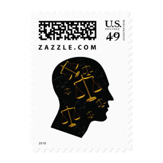 Think About Justice - Postage