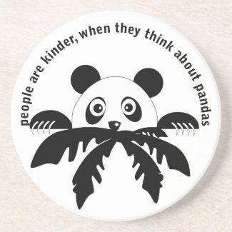 Think about pandas Coaster coaster