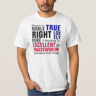 Think About Such Things T-Shirt