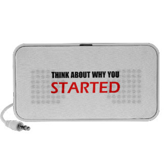 Think About Why You Started Mp3 Speaker