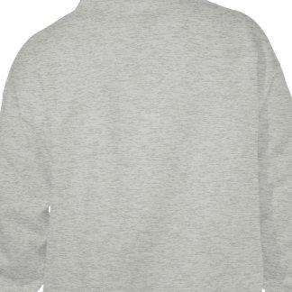 Think. Act. Become. Basic Hooded Sweatshirt