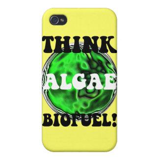 think algae biofuel iPhone 4/4S case