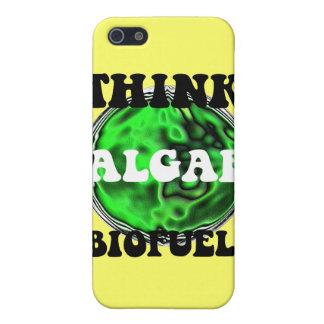 think algae biofuel iPhone 5 cases