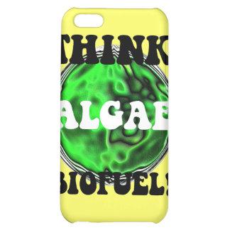 think algae biofuel iPhone 5C covers