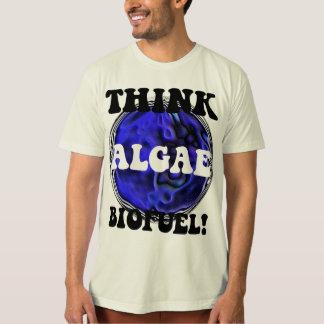 Think algae biofuel T-Shirt