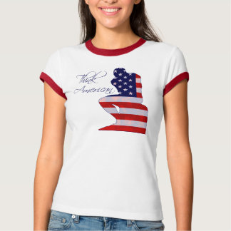 Think American - 4th of July T-Shirt
