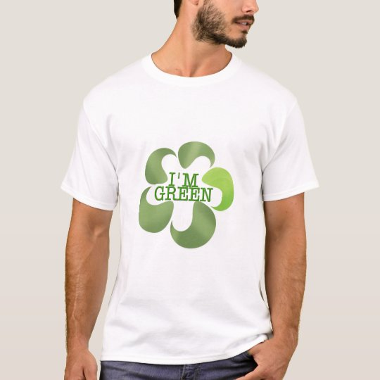 THINK AND GO GREEN T-Shirt