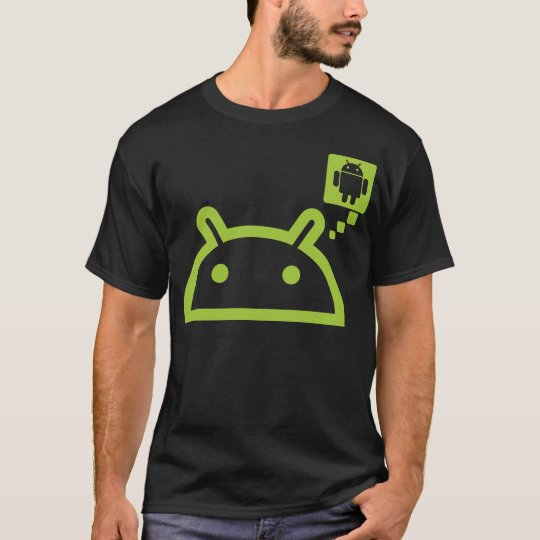 Think Android T-Shirt