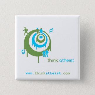 Think Atheist Square Button 1