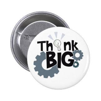 Think Big Button