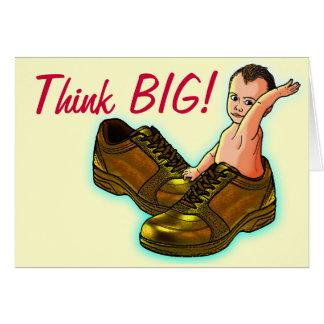 Think BIG! Card