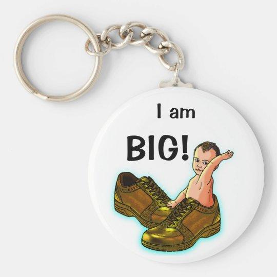 Think BIG! Keychain