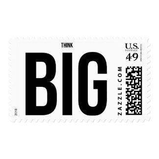 Think BIG Stamp