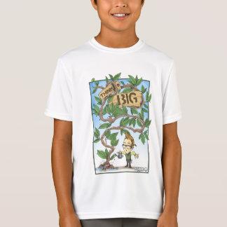 Think Big T-Shirt Kids White