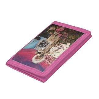 THINK BIG TRIFOLD WALLET