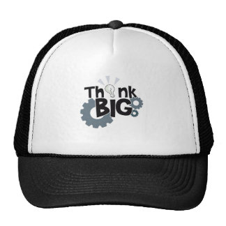 Think Big Trucker Hat