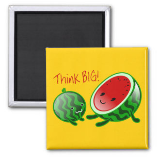 Think Big Watermelon Magnet
