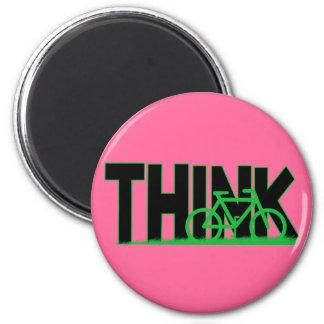 THINK Bike Magnet