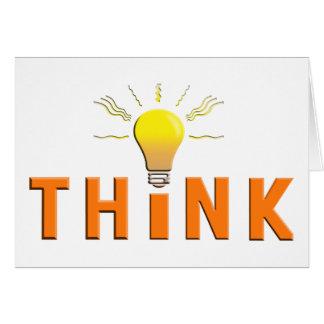 Think Card
