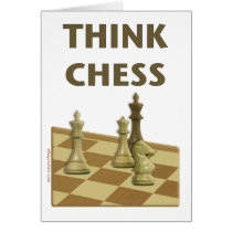 Think Chess Card
