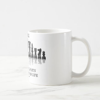 Think (Chess) Do Not Be A Pawn In The Game Of Life Coffee Mug