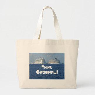 Think Cozumel! Bag
