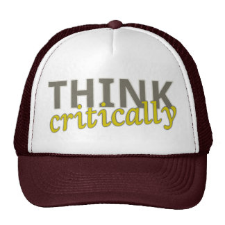Think Critically Hats