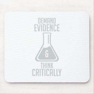 Think Critically Mouse Pad