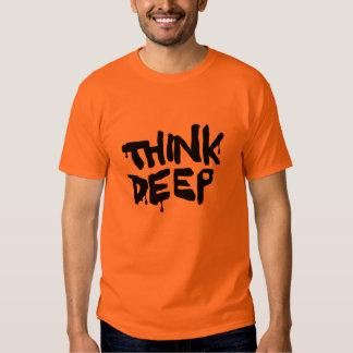 Think Deep T Shirt