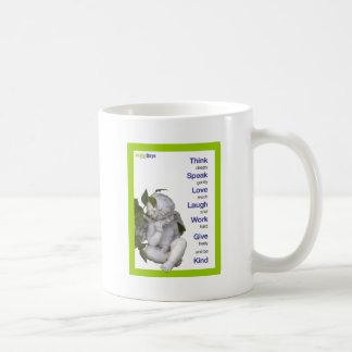 Think Deeply Coffee Mug