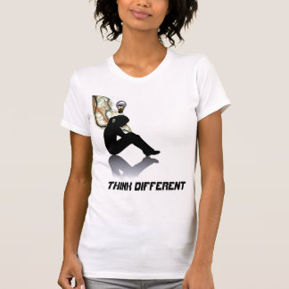 THINK DIFFERENT T SHIRT