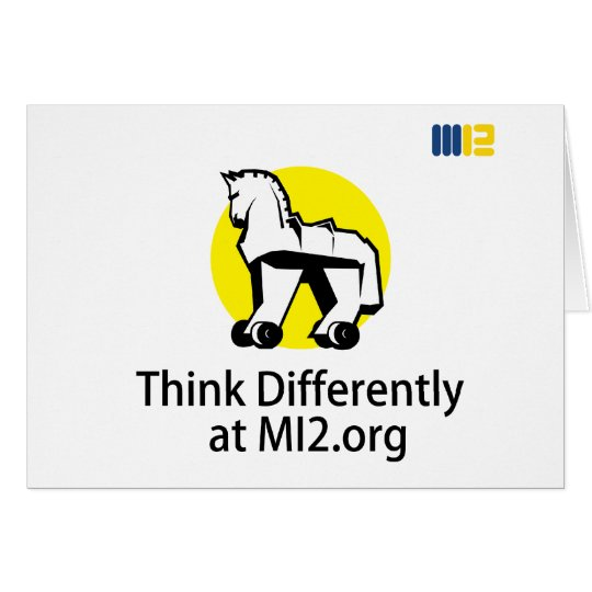 Think Differently - Horse on Wheels Gift Card