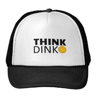 Think Dink  (Pickleball) Trucker Hat