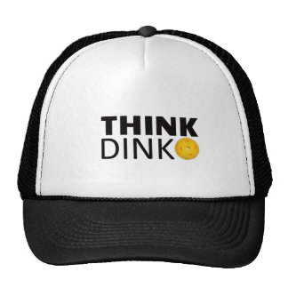 Think Dink  (Pickleball) Trucker Hat
