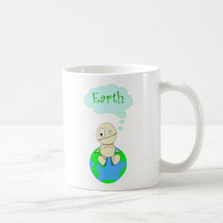 Think...Earth Coffee Mug