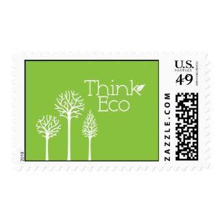 Think Eco Postage