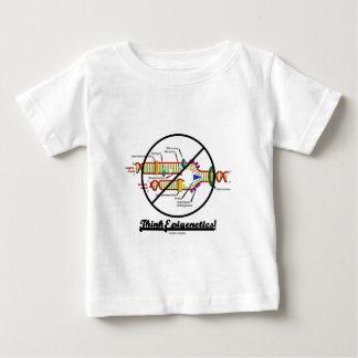 Think Epigenetics! (Cross Out DNA Replication) Baby T-Shirt