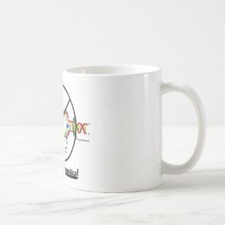 Think Epigenetics! (Cross Out DNA Replication) Coffee Mug