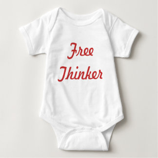 Think free baby bodysuit