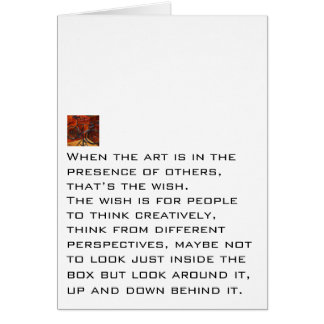 Think From Different Perspectives Card